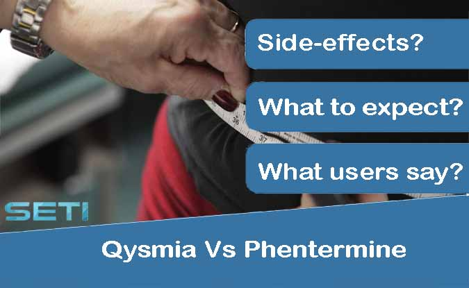 Qysmia Vs Phentermine