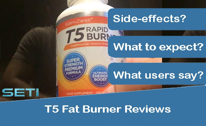 T5 Fat burner reviews